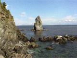 沼島(上立神岩)